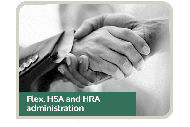 Flex, HSA and HRA Administration